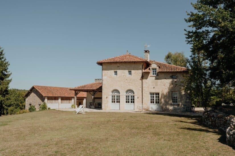 Villa de La Roussie - Domaine De Vieux Mareuil