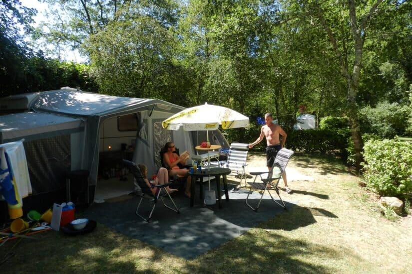 Camping le Douzou
